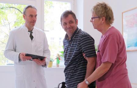 Neue Formulare für die Anschlussrehabilitation nach Krankenhausbehandlung