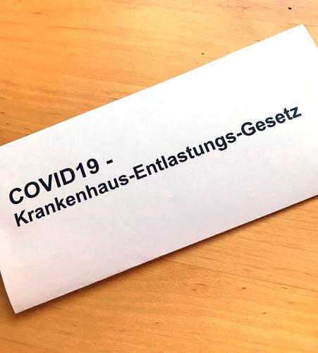 COVID19-Krankenhaus-Entlastungsgesetzes